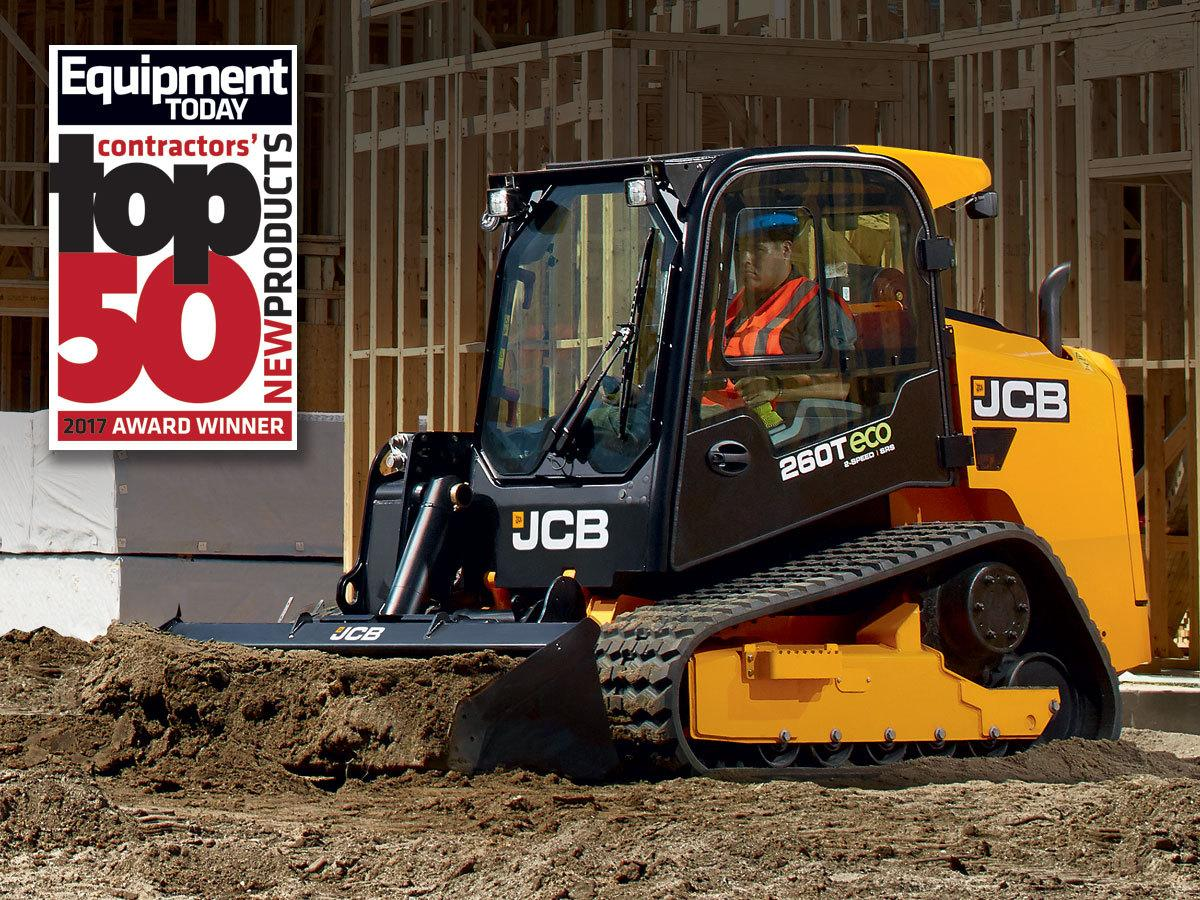 JCB 260T Skid Steer Rental in Chicago