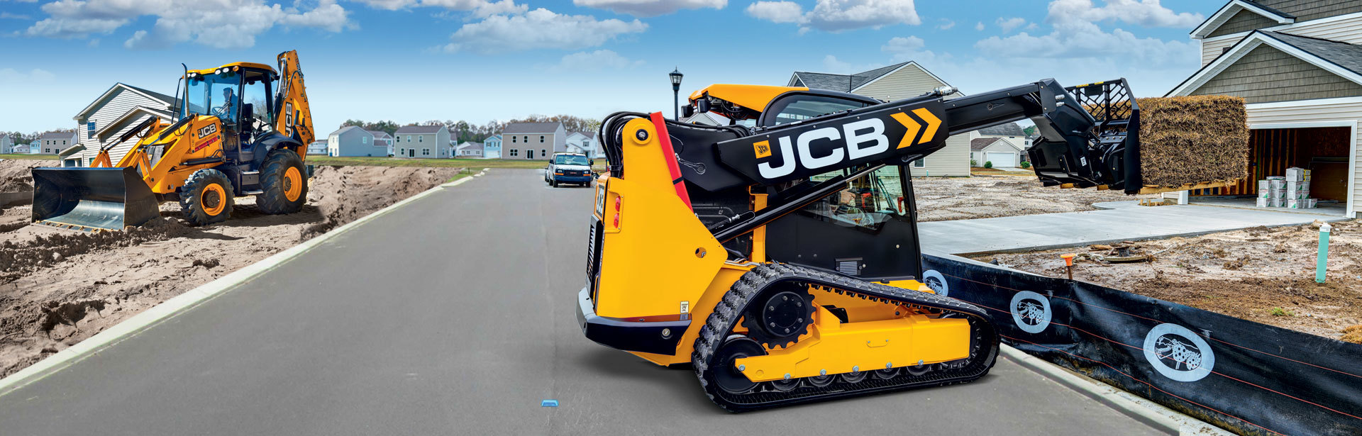 JCB Teleskid Skid Steer in Chicago, IL
