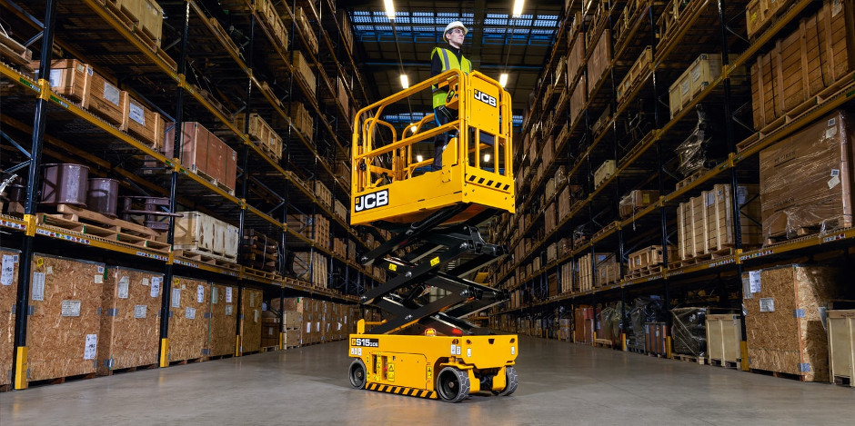 JCB Scissor Lifts and Boom Lifts in Chicago, IL